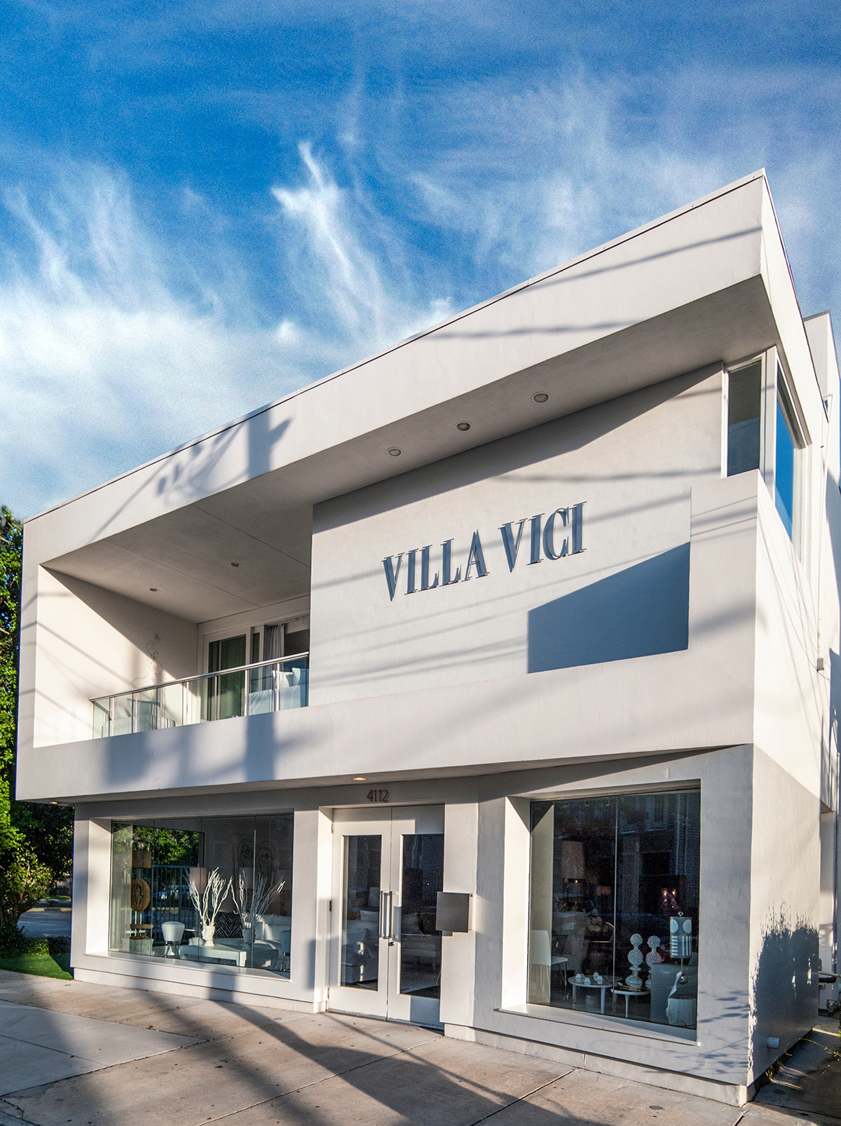 Villa Vici Furniture Store New Orleans