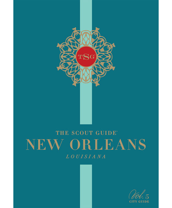 The Scout Guide New Orleans vol.5