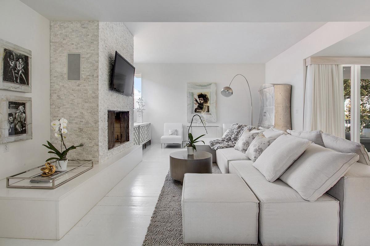 Modern Living On Magazine Street Interior Design By Vikki Leftwich Furnishings From Villa Vici