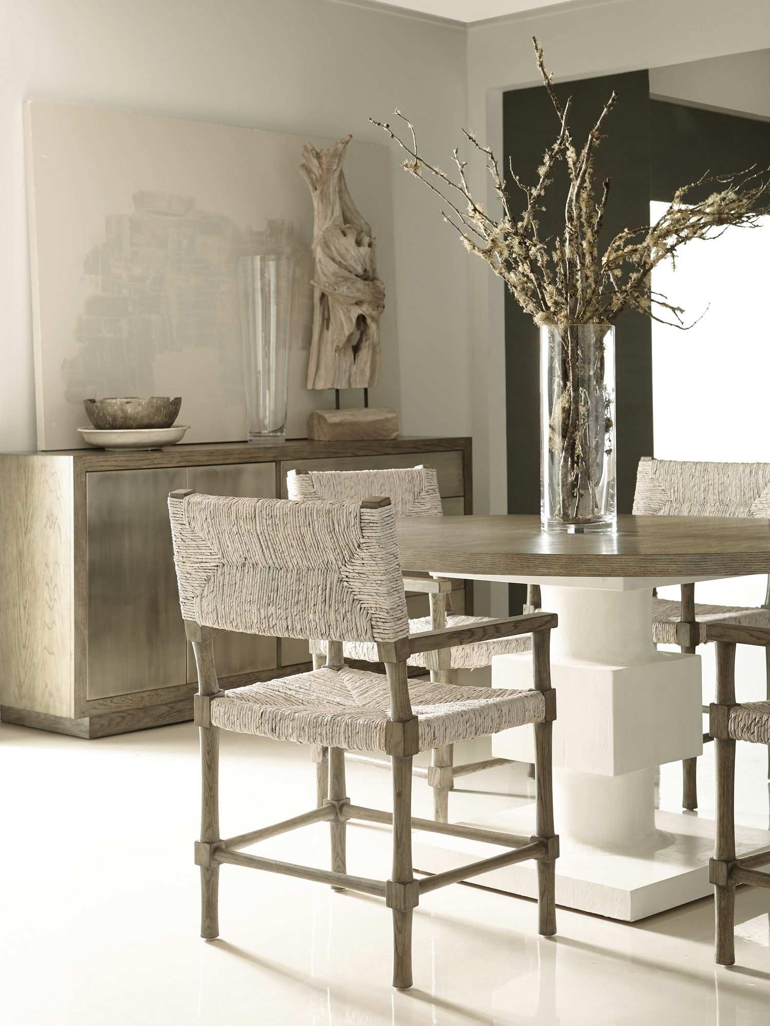 Newberry_Wood_Plaster_Dining_Table_setting2_Bernhardt.jpg