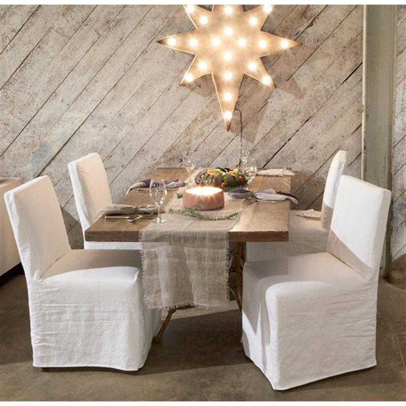Parsons_Dining_Chair_DenimWhite_setting_Cisco_VillaVIci