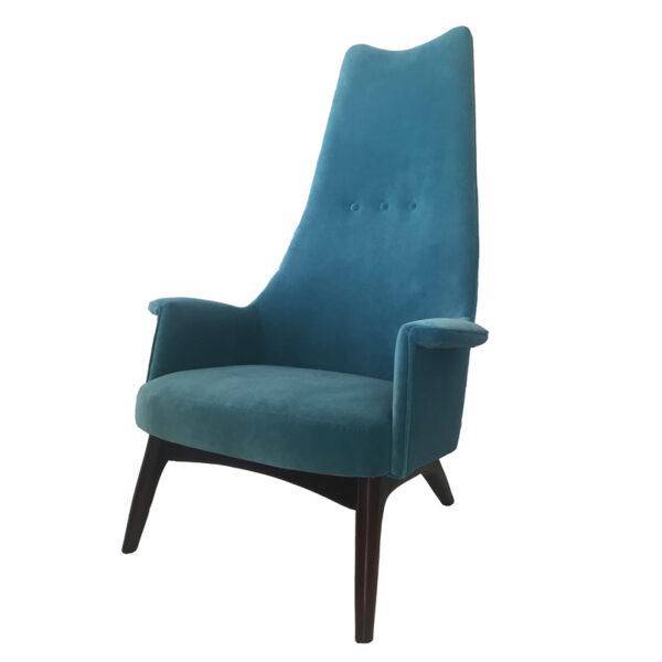 Nielson_Chair_PrussianVelvet_MrBrown
