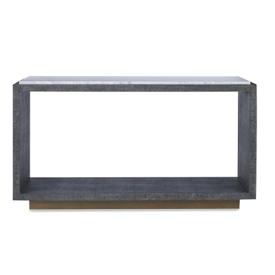 Ravenna_console_charcoal_shagreen_Mr.Brown
