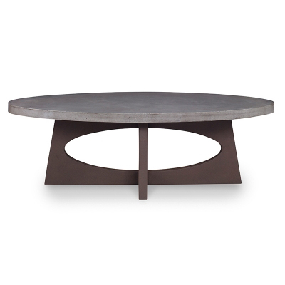 Tilly_oval_coffee_Table_head_on_Mr.Brown