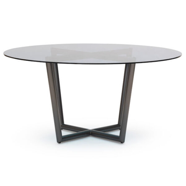modern-dining-table-pewter-blue-glass-front-mitchell-gold-bob-williams