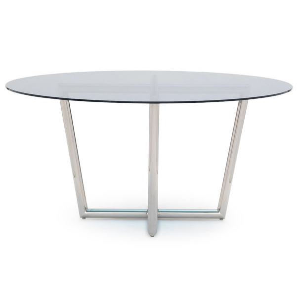 modern-dining-table-stainless-blue-glass-side-mitchell-gold-bob-williams (1)