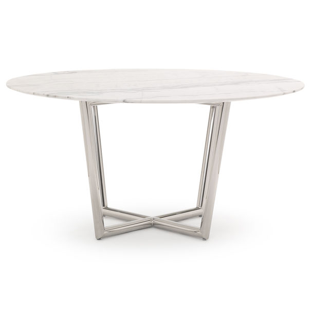 modern-dining-table-stainless-marble-front-mitchell-gold-bob-williams