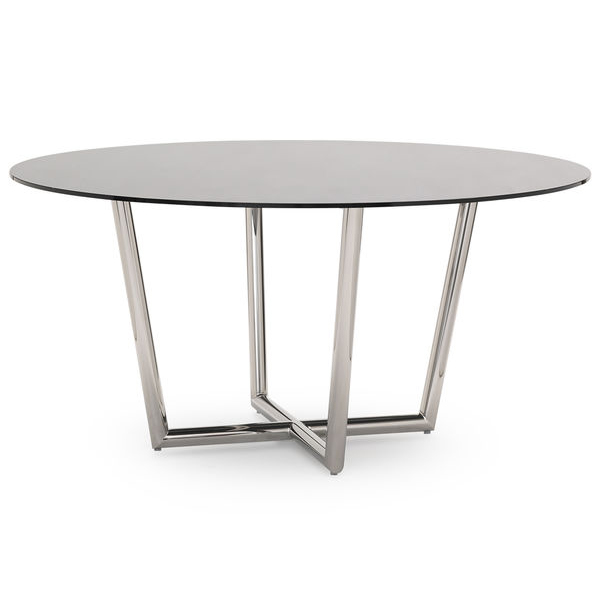 modern-dining-table-stainless-smoked-glass-mitchell-gold-bob-williams