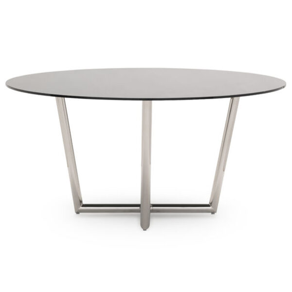 modern-dining-table-stainless-smoked-glass-side-mitchell-gold-bob-williams