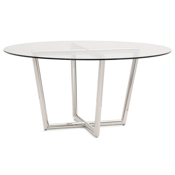 modern-dining-table-stainless-tempered-glass-mitchell-gold-bob-williams