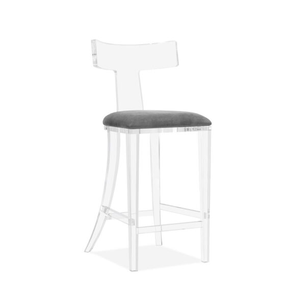 Tristan Klismos Bar Counter Stool Villa Vici Furniture